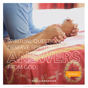 spiritual questions