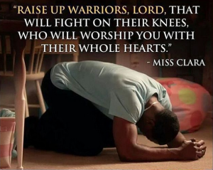 raise up warriors