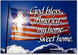 God Bless America, My Home Sweet Home?