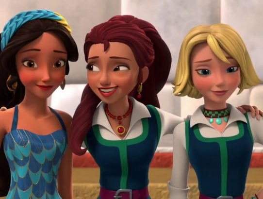 Lessons from Watching Elena of Avalor